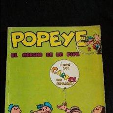 Cómics: POPEYE Nº 2 ESTADO NORMAL/BUENO EDICIONES BURU LAN. Lote 98642131