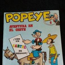 Cómics: POPEYE Nº 6 ESTADO BUENO EDICIONES BURU LAN. Lote 98642227