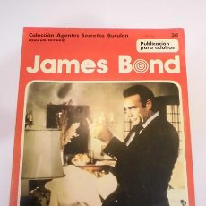 Cómics: JAMES BOND NUM 30 - BURU LAN-. Lote 98822591