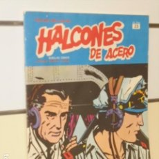 Cómics: HALCONES DE ACERO HEROES DEL COMIC Nº 23 - BURU LAN -. Lote 98876671