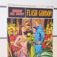 Cómics: HEROES DEL COMIC FLASH GORDON Nº 14 LA REINA DESIRA - BURU LAN -. Lote 98881067