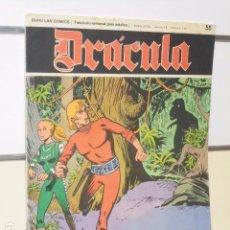 Comics: DRACULA Nº 55 - BURU LAN - OCASION - BURULAN. Lote 98917623