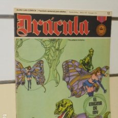 Cómics: DRACULA Nº 12 - BURU LAN - OCASION - BURULAN. Lote 138535812