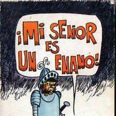 Cómics: PARKER & HART : MI SEÑOR ES UN ENANO (1972). Lote 99571991