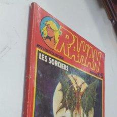 Cómics: RAHAN 5 EN FRANCES. Lote 99673735