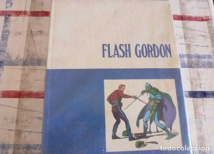 COMIC-TOMO FLASH GORDON Nº 1 EDITORIAL BURU LAN 1971. (Tebeos y Comics - Buru-Lan - Flash Gordon)