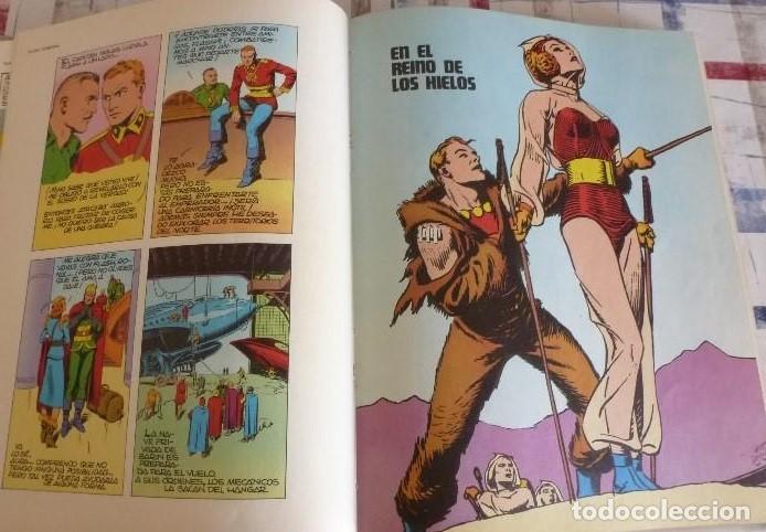 Cómics: COMIC-TOMO FLASH GORDON Nº 1 EDITORIAL BURU LAN 1971. - Foto 5 - 99704183