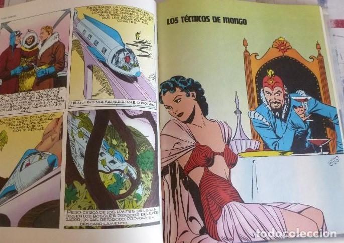 Cómics: COMIC-TOMO FLASH GORDON Nº 1 EDITORIAL BURU LAN 1971. - Foto 6 - 99704183