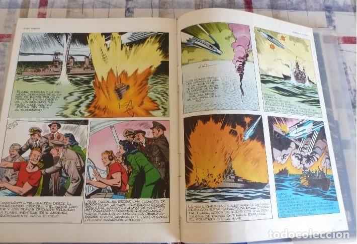 Cómics: COMIC-TOMO FLASH GORDON Nº 1 EDITORIAL BURU LAN 1971. - Foto 7 - 99704183