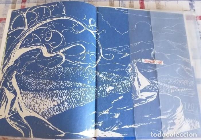 Cómics: COMIC-TOMO FLASH GORDON Nº 1 EDITORIAL BURU LAN 1971. - Foto 8 - 99704183