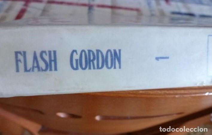 Cómics: COMIC-TOMO FLASH GORDON Nº 1 EDITORIAL BURU LAN 1971. - Foto 9 - 99704183