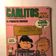 Cómics: ANTIGUO TEBEO AÑOS 70/80 COLECCION CARLITOS Nº 29. Lote 99757891