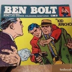 Cómics: BEN BOLT Nº 3 / BURU LAN COMICS BURULAN. Lote 41291947