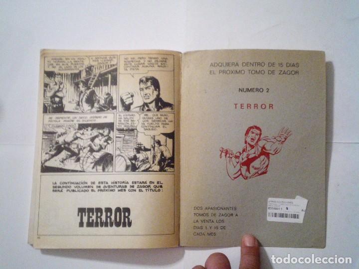 Cómics: ZAGOR - BURU LAN - NUMERO 1 - EL BOSQUE DE LA TRAMPA - B E - CJ 42 - GORBAUD - Foto 4 - 99811995
