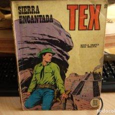 Cómics: TEX - NÚMERO 57 - SIERRA ENCANTADA - FORMATO TACO - BURULAN. Lote 99972335