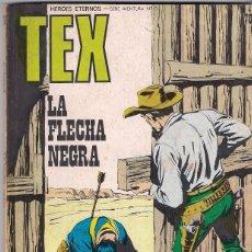 Cómics: TEX. Nº 76. LA FLECHA NEGRA.. Lote 100276783