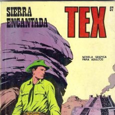 Cómics: TEX. Nº 57. SIERRA ENCANTADA. Lote 100278475