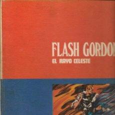 Cómics: FLASH GORDON. TOMO 01. EL RAYO CELESTE. BURU LAN 1972. (RF.MA). B18. Lote 100641443