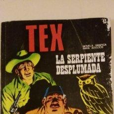 Cómics: TEX - Nº 43 - BURULAN - LA SERPIENTE DESPLUMADA. Lote 101936683