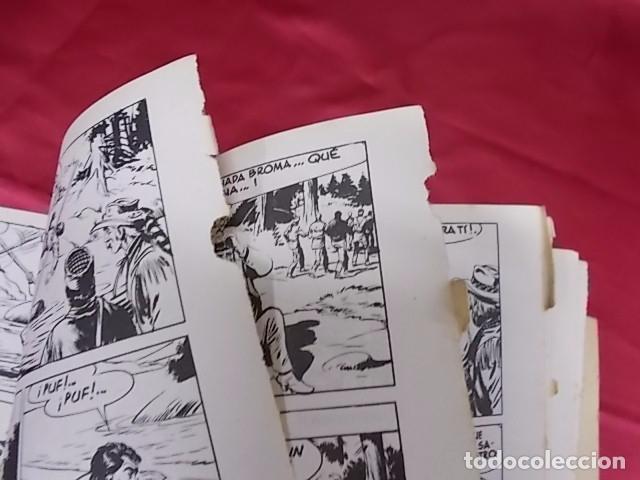 Cómics: ZAGOR. Nº 60. CAZADORES DE HOMBRES. BURU LAN - Foto 5 - 101944559
