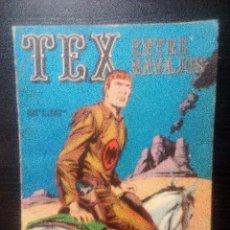 Cómics: TEX ENTRE NAVAJOS Nº 12 EDICCIONES BURU LAN AÑO 1971. Lote 102127139