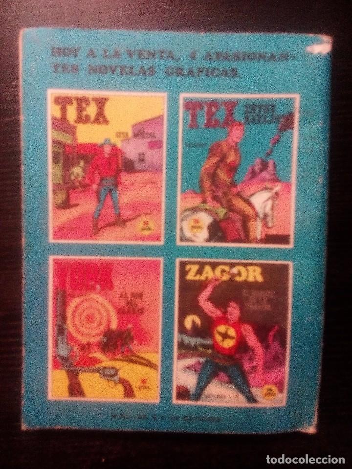 Cómics: Tex ENTRE NAVAJOS nº 12 Edicciones Buru lan año 1971 - Foto 4 - 102127139