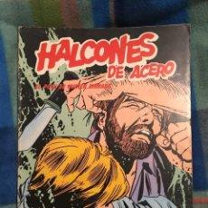 Cómics: HALCONES DE ACERO ÁLBUM 3 - EL PLAN DE MISTER KINKADE. Lote 102284807