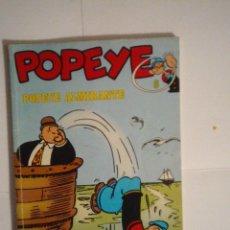 Cómics: POPEYE - POPEYE ALMIRANTE - BURU LAN - NUMERO 8 - BUEN ESTADO - CJ 70 - GORBAUD. Lote 102419655