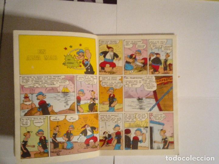 Cómics: POPEYE - POPEYE ALMIRANTE - BURU LAN - NUMERO 8 - BUEN ESTADO - CJ 70 - GORBAUD - Foto 4 - 102419655