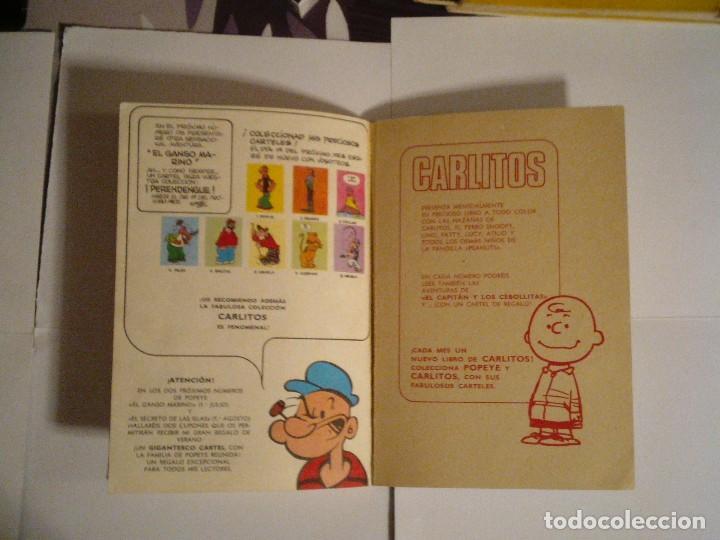 Cómics: POPEYE - POPEYE ALMIRANTE - BURU LAN - NUMERO 8 - BUEN ESTADO - CJ 70 - GORBAUD - Foto 6 - 102419655