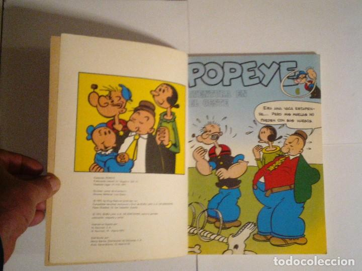 Cómics: POPEYE - AVENTURA EN EL OESTE - BURU LAN - NUMERO 6 - BUEN ESTADO - CJ 119 - GORBAUD - Foto 3 - 102419943