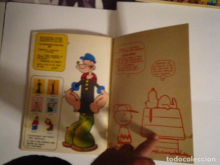 Cómics: POPEYE - AVENTURA EN EL OESTE - BURU LAN - NUMERO 6 - BUEN ESTADO - CJ 119 - GORBAUD - Foto 6 - 102419943