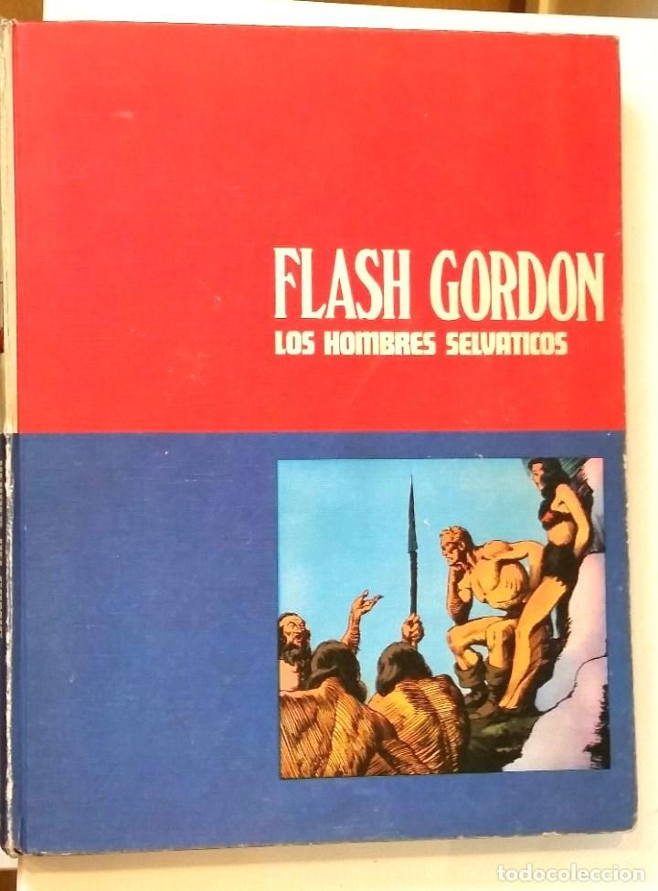 FLASH GORDON. BURU LAN, 1972. VOL. 2 (Tebeos y Comics - Buru-Lan - Flash Gordon)