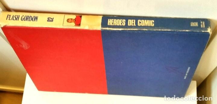 Cómics: FLASH GORDON. BURU LAN, 1972. VOL. 2 - Foto 2 - 102728883