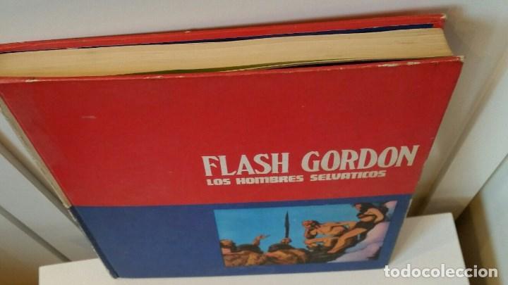 Cómics: FLASH GORDON. BURU LAN, 1972. VOL. 2 - Foto 3 - 102728883
