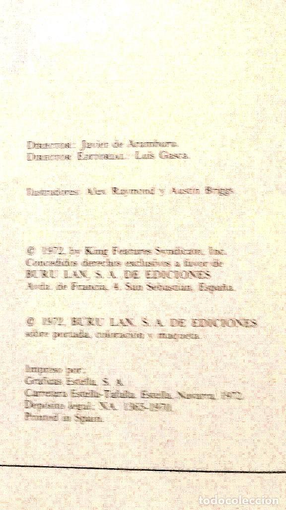 Cómics: FLASH GORDON. BURU LAN, 1972. VOL. 2 - Foto 4 - 102728883