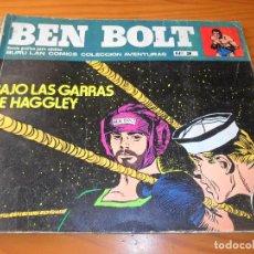 Cómics: BEN BOLT - BURU LAN COMICS COLECCION AVENTURAS Nº 2 -. Lote 102893799