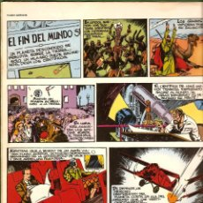 Cómics: COMIC FLASH GORDON VOL. 1 Y 2 - ALEX RAYMON 400 P. BURU-LAN ED. ESPAÑOLA - ENCUADERNADO. Lote 103210763