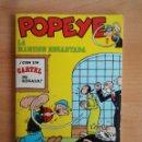 Cómics: POPEYE NUM. 7 LA MANSION ENCANTADA (BURU LAN, 1971) CON EL CARTEL DE EUGENIO!!! DIFICIL. Lote 103434515
