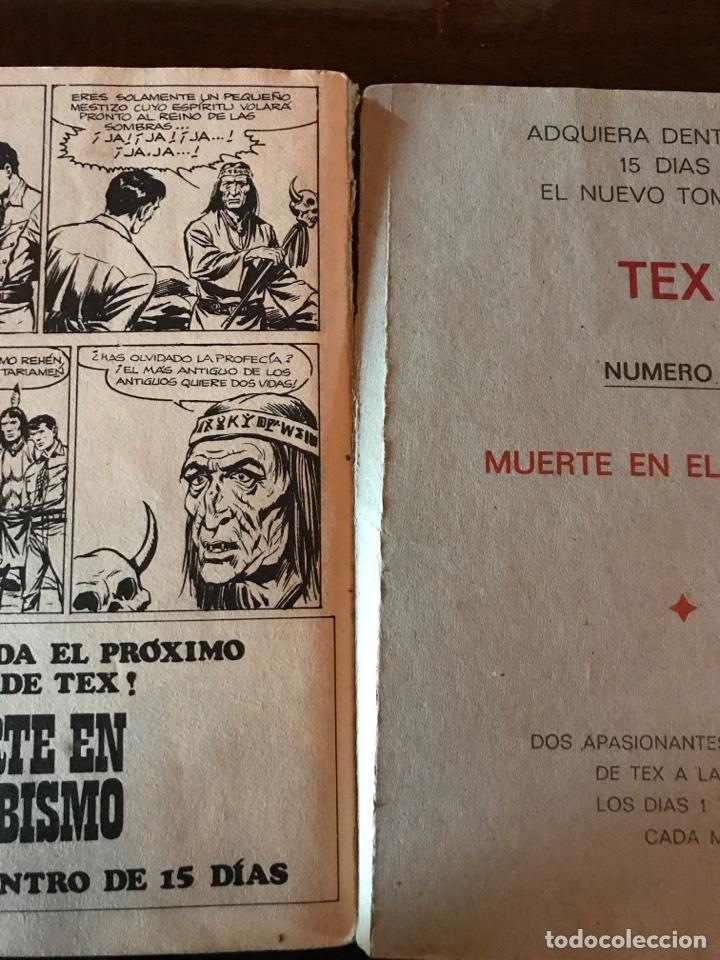 Cómics: Tex n°46. Pistas sangrientas - Foto 2 - 103499356