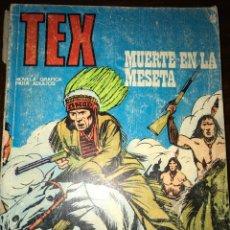 Cómics: TEX MUERTE SANGRIENTA. Lote 103499758