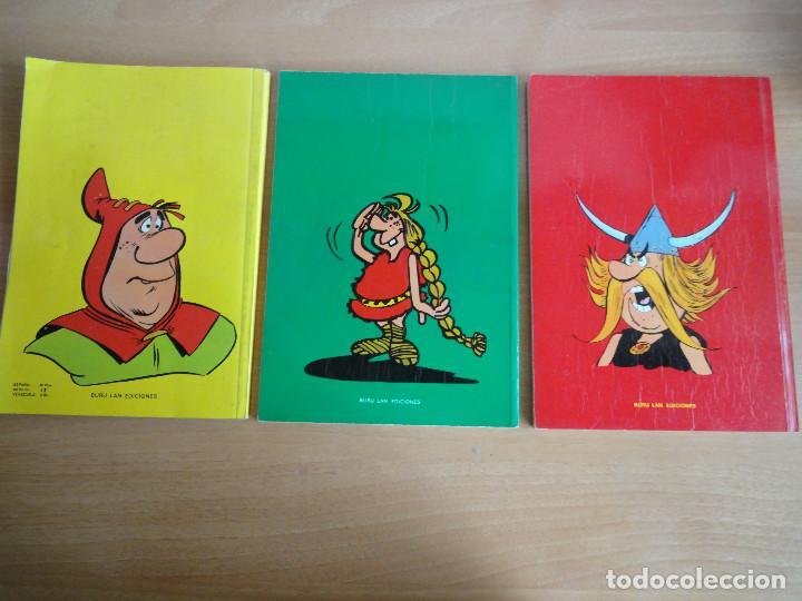Cómics: Lote Comics ALEX. Num 2, 5 y 6 (Buru lan 1973) - Foto 2 - 103503223