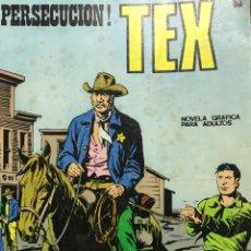 Cómics: PERSECUCIÓN. Lote 103525827