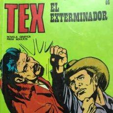 Cómics: EL EXTERMINADOR. Lote 103526056