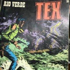 Cómics: TEX N•51 RÍO VERDE. Lote 103526911