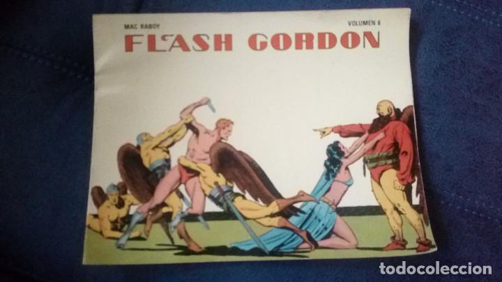 FLASH GORDON VOLUMEN 6 (Tebeos y Comics - Buru-Lan - Flash Gordon)