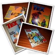 Cómics: LOTE 4 COMICS DE TEX. Lote 103843511