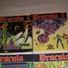 Cómics: DRACULA BURU LAN COMICS LOTE DE 28 NUMEROS. Lote 103887218