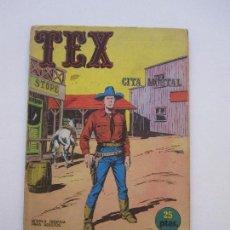 Cómics: TEX - Nº 11 - CITA MORTAL - BURU LAN ETX. Lote 104283559