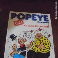 Cómics: POPEYE EL MARINO / LAS ISLAS DEL MISTERIO / NÚMERO 4 EDITORIAL BURULAN / 1.983. Lote 104369287